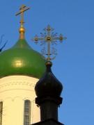 Коломна. Ксении Петербургской и Матроны Московской Ново-Голутвина монастыря, часовня