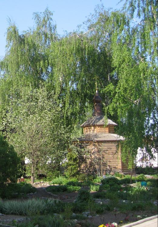 Троицкий женский монастырь. Надкладезная часовня, Муром