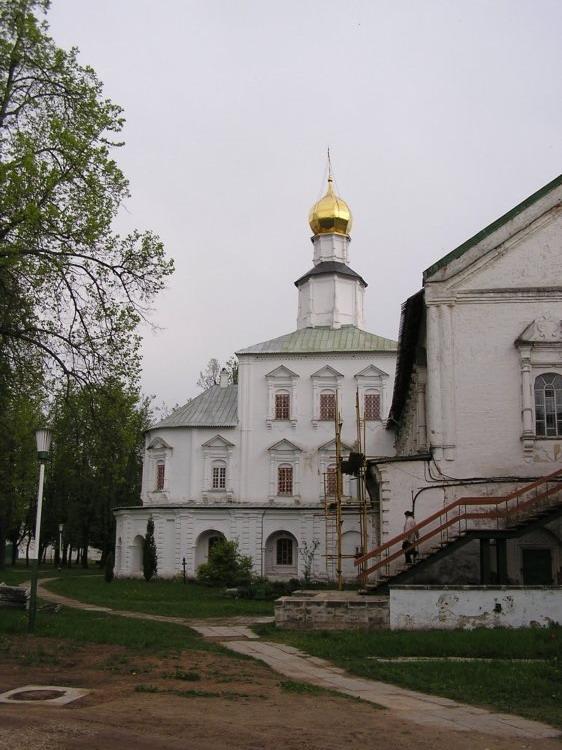 Воскресенский Новоиерусалимский монастырь. Церковь Рождества Христова, Истра