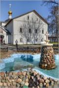 Толга. Введенский Толгский женский монастырь. Церковь Воздвижения Креста Господня
