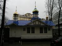 Часовня Сретения Господня - Киев - г. Киев - Украина, Киевская область