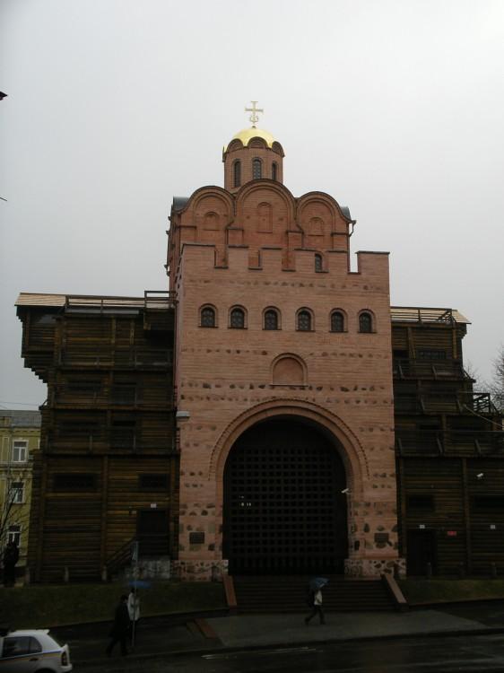 Церковь Благовещения Пресвятой Богородицы в Золотых воротах, Киев