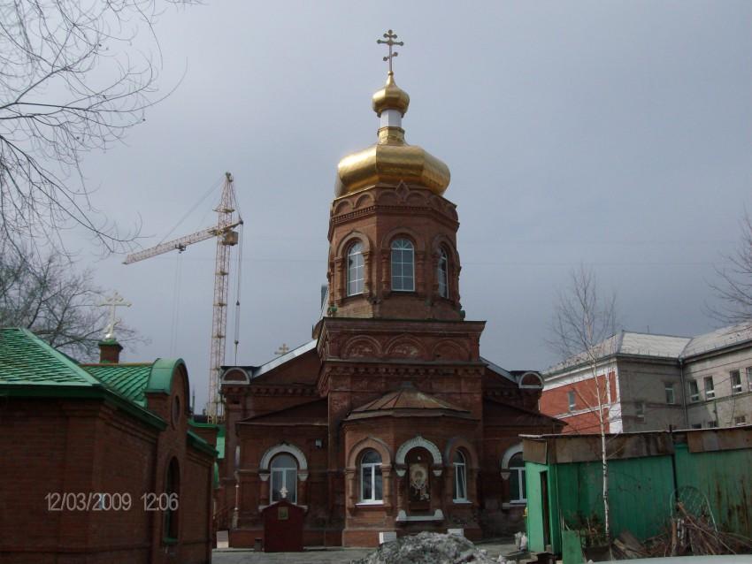 Церковь Николая Чудотворца, Барнаул