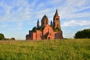 Церковь Введения во храм Пресвятой Богородицы-Пет-Пителинский район-Рязанская область-Pashkin