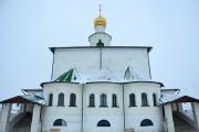 Коломна. Богоявленский Старо-Голутвин монастырь. Собор Богоявления Господня