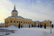 Богоявленский Старо-Голутвин монастырь. Церковь Сергия Радонежского - Коломна - Коломенский район - Московская область