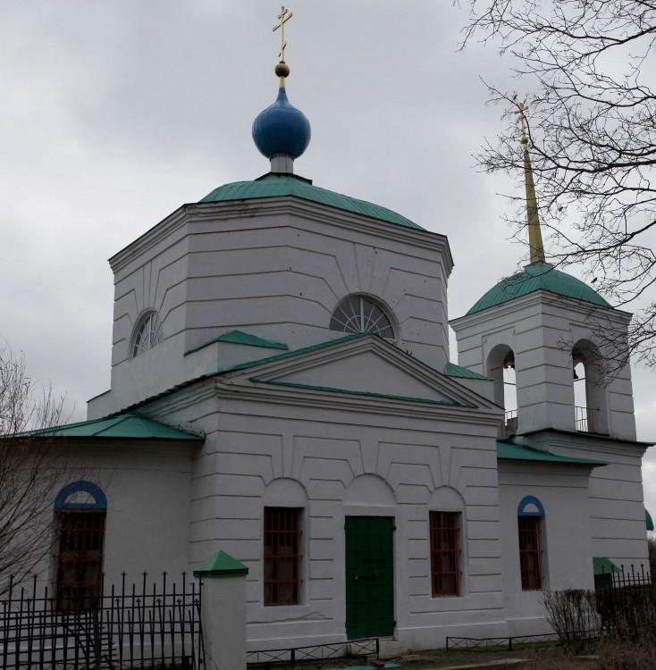 Церковь Покрова Пресвятой Богородицы, Огниково