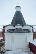 Коломна. Брусенский Успенский монастырь. Церковь Успения Пресвятой Богородицы