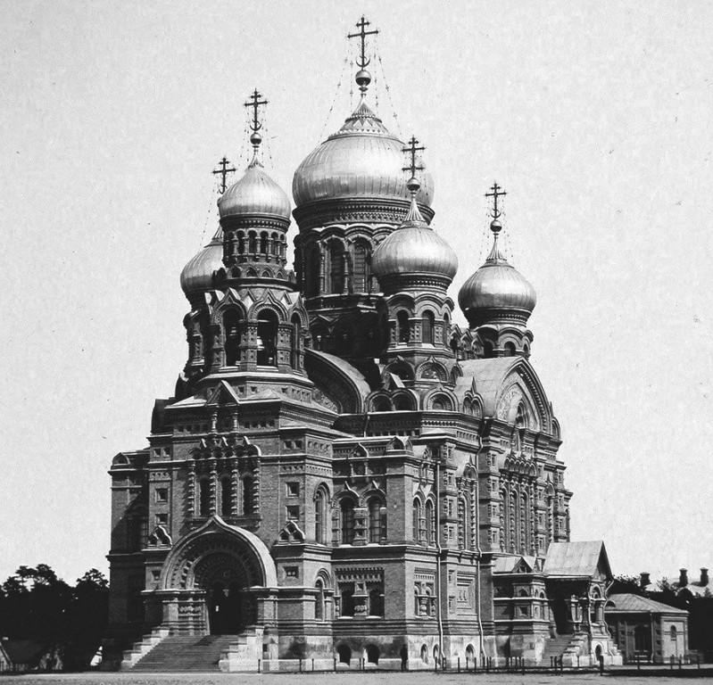 Собор Николая Чудотворца, Лиепая