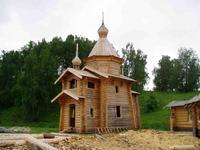 Церковь Троицы Живоначальной - Российская научно-исследовательская станция Беллинсгаузен - Антарктида - Прочие страны