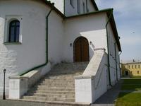Богоявленский Старо-Голутвин монастырь. Собор Богоявления Господня - Коломна - Коломенский район - Московская область
