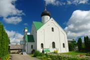 Церковь Владимирской иконы Божией Матери - Ливаны - Ливанский край - Латвия