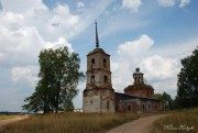 Церковь Троицы Живоначальной - Луги - Андреапольский район - Тверская область