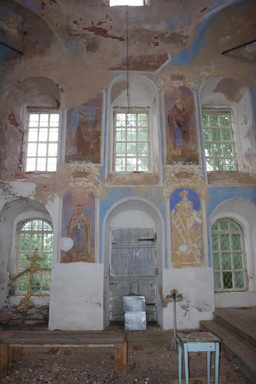 Церковь Покрова Пресвятой Богородицы, Болонино