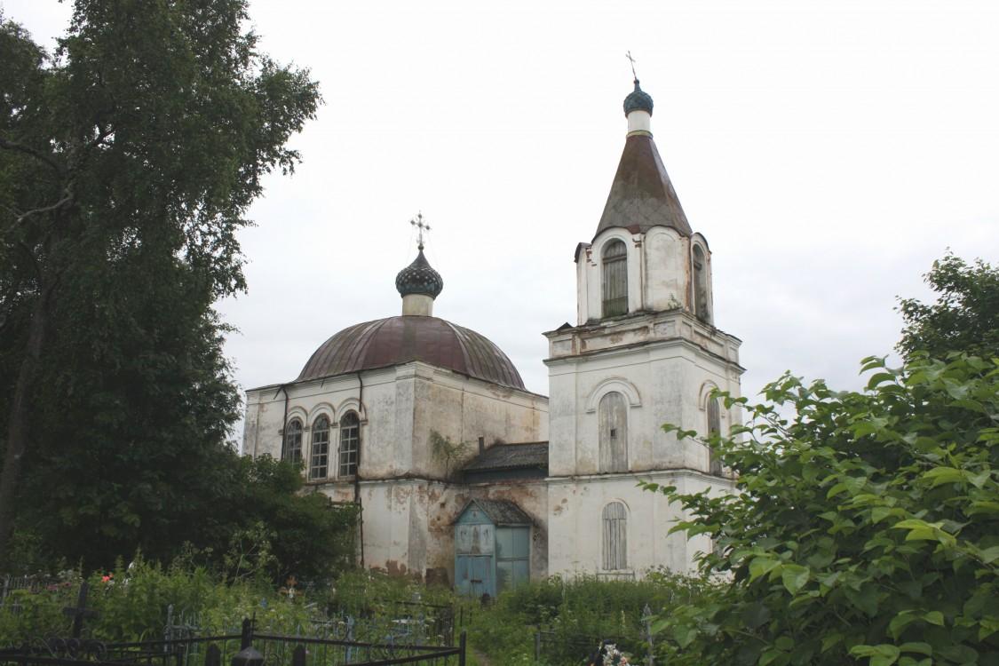 Церковь Богоявления Господня, Мартыново