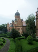 Церковь Трех Святителей - Черновцы - г. Черновцы - Украина, Черновицкая область