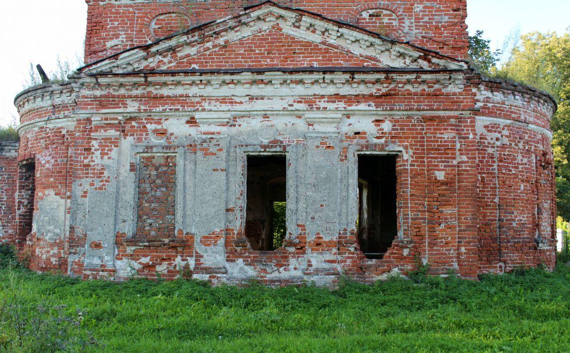 Церковь Димитрия Солунского, Филимоново (Поречская с/а)