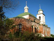 Церковь Николая Чудотворца - Матрёнино - Волоколамский район - Московская область