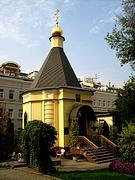 Часовня Богоявления Господня в Звонарях - Москва - Центральный административный округ (ЦАО) - г. Москва