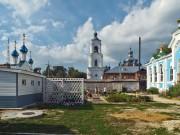 Милостиво-Богородицкий женский монастырь - Кадом - Кадомский район - Рязанская область