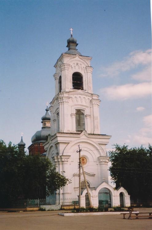 Собор Димитрия Ростовского, Кадом