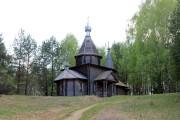 Светлояр, озеро. Казанской иконы Божией Матери, церковь