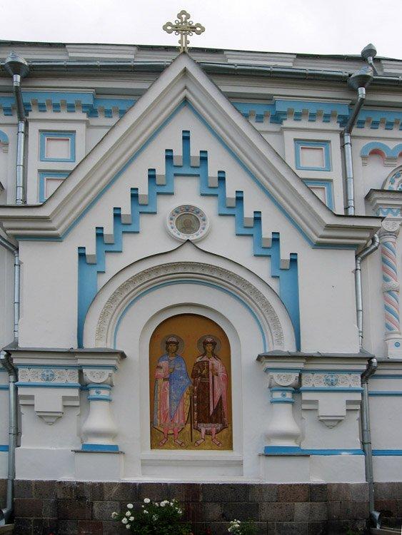 Кафедральный собор Бориса и Глеба, Даугавпилс