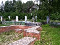 Церковь Спаса Нерукотворного Образа - Спас-Волжинский погост - Вяземский район - Смоленская область