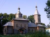Церковь Николая Чудотворца - Холм-Жирковский - Холм-Жирковский район - Смоленская область