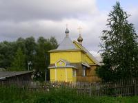 Церковь Новомучеников и исповедников Церкви Русской - Оленино - Оленинский район - Тверская область