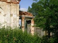 Церковь Троицы Живоначальной - Татево - Оленинский район - Тверская область