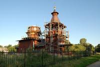Церковь Спаса Преображения - Калинино - Орловский район - Орловская область