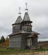 Часовня Илии Пророка - Большой Халуй - Каргопольский район - Архангельская область