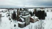 Бережная Дуброва. Рождества Пресвятой Богородицы (Николая Чудотворца), церковь