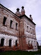 Церковь Троицы Живоначальной - Меландово - Холмогорский район - Архангельская область