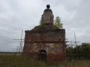Церковь Георгия Победоносца - Хоробрица - Холмогорский район - Архангельская область