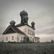 Церковь Параскевы Пятницы - Измайловская (Кенорецкая) - Плесецкий район и г. Мирный - Архангельская область
