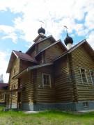 Церковь Пантелеимона Целителя - Гирвас - Кондопожский район - Республика Карелия