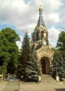 Дрезден. Симеона Дивногорца, церковь