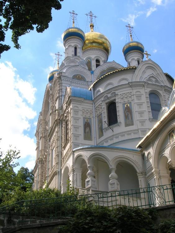 Церковь Петра и Павла, Карловы Вары