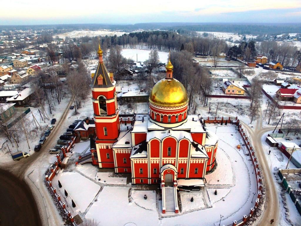 Церковь Троицы Живоначальной, Карабаново
