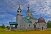 Пянда (Хитровка). Троицы Живоначальной, церковь