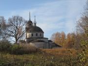 Церковь Богоявления Господня - Глебово - Старицкий район - Тверская область