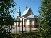Церковь Илии Пророка - Вожега - Вожегодский район - Вологодская область