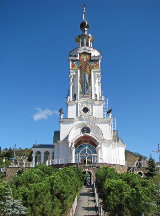 Церковь Николая Чудотворца, Малореченское