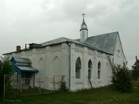 Церковь Спаса Преображения - Колобово - Шуйский район - Ивановская область