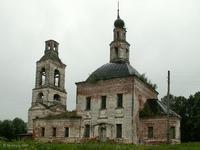 Церковь Илии Пророка - Зимёнки - Шуйский район - Ивановская область