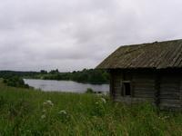 Неизвестная часовня - Неклюдиха - Вожегодский район - Вологодская область