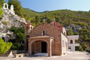 Монастырь прп. Патапия - Лутраки (Λουτράκι) - Пелопоннес (Πελοπόννησος) - Греция