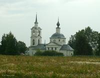 Церковь Покрова Пресвятой Богородицы - Милюково - Савинский район - Ивановская область